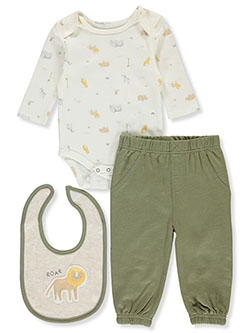 Baby Boys' 3-Piece Layette Set by Rene Rofe in Multi