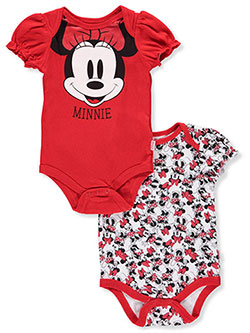 d1fb5f84c65 Girls Red and Multicolor Bodysuits from Cookie's Kids