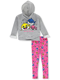 Pinkfong 2-Piece Leggings Set Outfit by Pinkfong Baby Shark in Multi