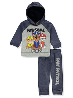 Baby Boys' 2-Piece Sweatsuit Outfit by Paw Patrol in Multi, Infants