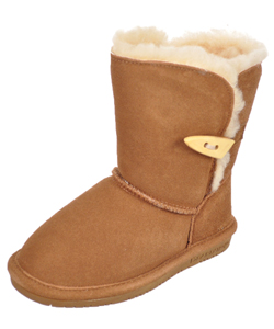 "Bear Paw Girls ""One Toggle"" Boots (Toddler Sizes 7 – 12) - CookiesKids.com"