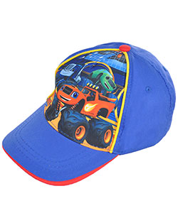 "Blaze and the Monster Machines ""Big Race"" Baseball Cap (Youth One Size) - CookiesKids.com"