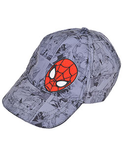 "Spider-Man ""Vintage Panels"" Baseball Cap (Youth Size One) - CookiesKids.com"