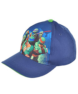 "TMNT ""Ready Stance"" Baseball Cap (Youth One Size) - CookiesKids.com"