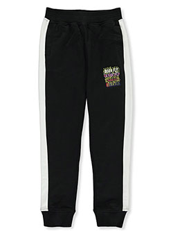 Boys' Doodle Joggers by Born Fly in Black