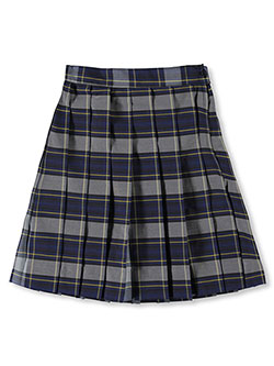 Girls Black Pleated Skirt French Toast School Uniform Sizes 4 to 20