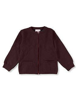 Cookie's Brand Big Girls' Zip-Up Cardigan (Sizes 7 - 16) - CookiesKids.com