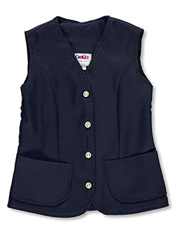 Cookie's Brand Big Girls' Vest (Sizes 7 - 16) - CookiesKids.com