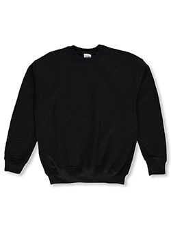 Gildan Big Boys' Crew Neck Sweatshirt (Sizes 8 - 20) - CookiesKids.com