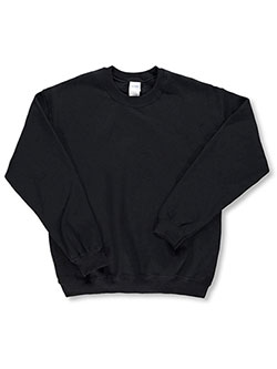 Gildan Crew Neck Sweatshirt (Adult Sizes S – XXL) - CookiesKids.com