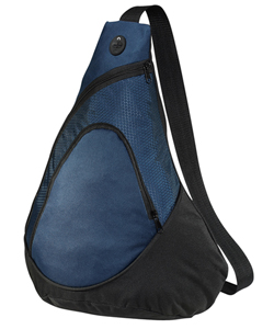 Port & Company Honeycomb Sling Pack - CookiesKids.com