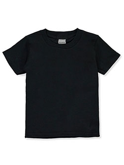 Unisex T-Shirt by Gildan in black, blue, gray, navy and white - $8.00