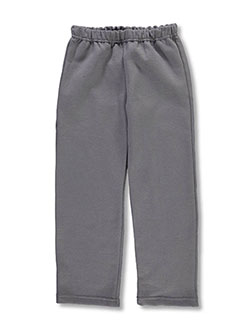 Unisex' Youth Joggers by Gildan in Charcoal