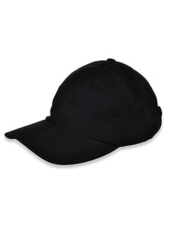 Baseball Cap by Adams Essentials in black and navy, Boys Fashion