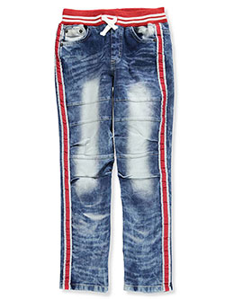 Boys' Jeans by GS-115 in White