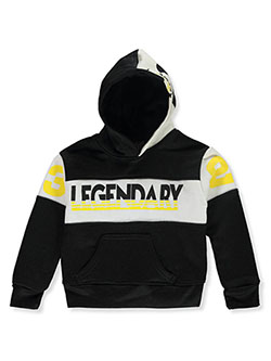 Baby Boys' Legendary Hoodie by GS-115 in black and gray