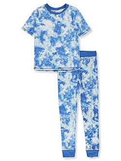 Boys' Painted Sky 2-Piece Pajamas by Sleep On It in Multi