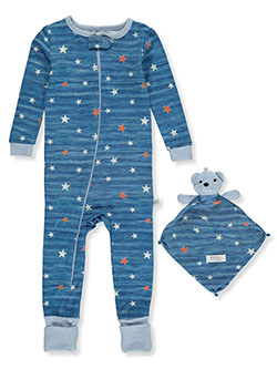 Star Coveralls With Security Blanket by Sleep On It, Infants