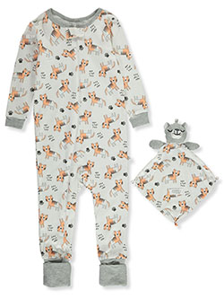 Tiger Coveralls With Security Blanket by Sleep On It, Infants