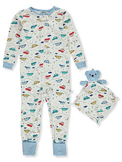 Cars Coveralls With Security Blanket by Sleep On It