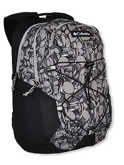 Northport II Daypack Backpack by Columbia in black/gray and gray