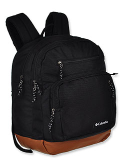 Northern Pass II Backpack by Columbia in black/gray, gray and navy
