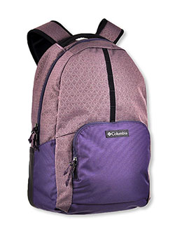 Mazama 25L Backpack by Columbia in Purple