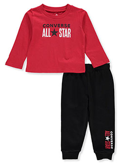 All Star 2-Piece Joggers Set Outfit by Converse in Multi