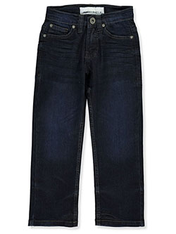 Boys' Greenwich Jeans by Paper Denim & Cloth in Dark blue