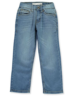 Boys' Greenwich Jeans by Paper Denim & Cloth in Light blue