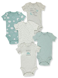 s Sunshine 5-Pack Bodysuits by Carter's in Multi, Infants