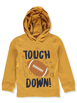 Boys' Touchdown Hoodie by Carter's in Yellow