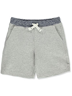 Boys' French Terry Shorts by Carter's in Heather gray