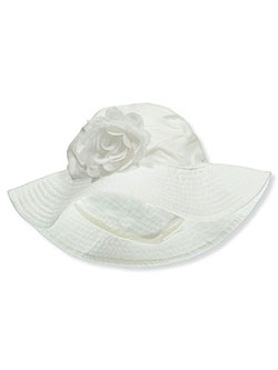 Baby Girls' Sun Hat by Carter's in White, Infants