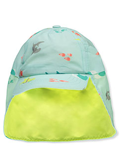 Baby Boys' Neck Shade Cap by Carter's in Aqua - Cold Weather Accessories