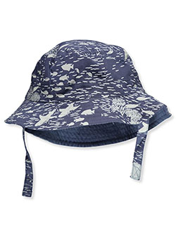 Baby Boys' Sharks Bucket Hat by Carter's in Purple - Cold Weather Accessories
