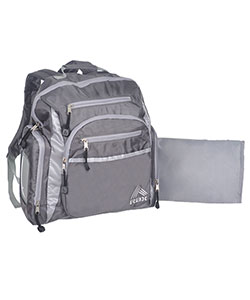 RBX Large Backpack Diaper Bag with Changing Pad - CookiesKids.com