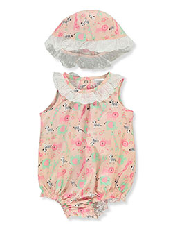 FORGAD Show Me Your Kitties Babys Bodysuit Sleeveless Jumpsuit