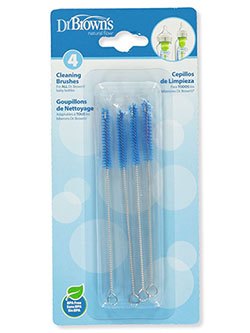 4-Pack Mini Cleaning Brushes by Dr. Brown's