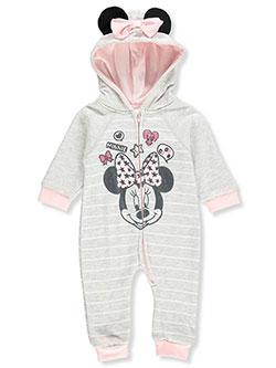 ec123c43c Minnie Mouse Baby Girls' Pram Suit from Cookie's Kids