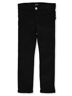 Girls' Skinny Jeans by DKNY in Black, Girls Fashion