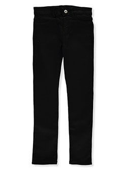Girls' Jeggings by DKNY in black and blue moon