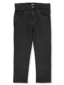 Boys' Skinny Jeans by DKNY in black, blue and medium navy