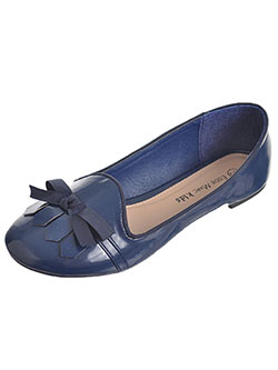 "Eddie Marc Girls' ""Fun Fringe"" Loafers (Youth Sizes 13 – 4) - CookiesKids.com"