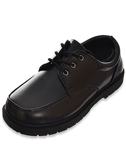 "Eddie Marc Boys' ""Sandler"" School Shoes (Toddler Sizes 5 – 12) - CookiesKids.com"
