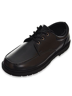 "Eddie Marc Boys' ""Sandler"" School Shoes (Youth Sizes 13 – 7) - CookiesKids.com"