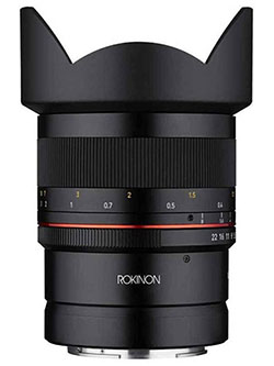 14mm F2.8 Ultra Wide Angle Weather Sealed Lens for Nikon Z Mirrorless Cameras by Rokinon, Toys