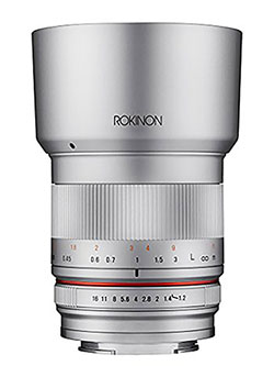 35mm F1.2 High Speed Wide Angle Lens for Fujifilm X Mount by Rokinon