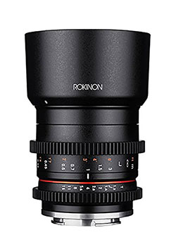 35mm T1.3 High Speed Wide Angle Cine Lens for Sony E-Mount by Rokinon