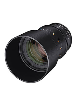 Cine DS 135mm T2.2 ED UMC Telephoto Cine Lens for Sony E Mount Interchangeable Lens Cameras by Rokinon